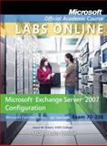 Virtual Lab Stand-alone to Accompany 70-236 : Microsoft Exchange Server 2007 Configuration, Package, MOAC, 0470499362