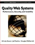 Quality Web Systems 9780201719369
