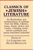 Classics of Jewish Literature, Leo Lieberman and Arthur Beringause, 0806529377