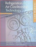 Refrigeration and A/C Technology 6e Lab Manual, Johnson, Bill and Silberstein, Eugene, 1428319379