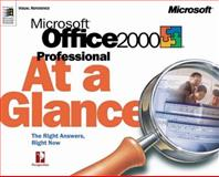 Microsoft Office 2000 Professional at a Glance, Perspection, Inc. Staff and Microsoft Press Staff, 1572319372
