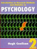 Introduction to Research Methods and Statistics in Psychology, Coolican, Hugh, 0340679379