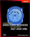 Programming Directory Services with Microsoft.Net and Xml 9780735619371