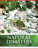 Natural Disasters, Abbott, Patrick L., 0073369373