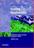 Scaling Biodiversity, , 0521699371