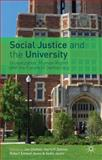 Social Justice and the University : Globalization, Human Rights and the Future of Democracy, , 1137289376