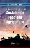 Sustainable Food and Agriculture, Pykh, Yuri A. and Malkina-Pykh, Irina G., 1853129372