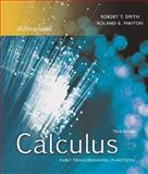 Calculus, Multivariable : Early Transcendental Functions, Smith, Robert T. and Minton, Roland B., 0073309370