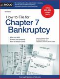 How to File for Chapter 7 Bankruptcy, Attorney Stephen Elias and J.D., Albin Renauer, 1413319378