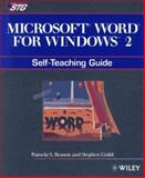 Microsoft Word for Windows Two, Pamela S. Beason and Stephen Guild, 0471569380