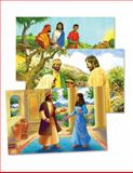 Vacation Bible School (VBS) 2014 Workshop of Wonders Bible Story Poster Set, , 1426779380