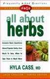 All about Herbs, Hyla Cass, 0895299380