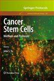 Cancer Stem Cells : Methods and Protocols, , 1588299384
