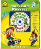 Spelling Puzzles, School Zone Publishing Interactive Staff, 0887439381