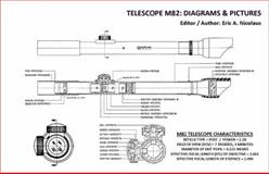 Telescope M82 : Diagrams and Pictures, Nicolaus, Eric A., 0979509386