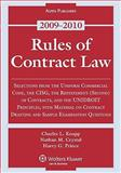 Rules of Contract Law 2009, Knapp, 0735579385
