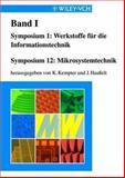 Werkstoffwoche 98/1 - Informationstechnik Mikrosystemtechnik, Kempter, Karl, 3527299386