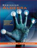 Beginning Algebra : Concepts Through Applications, Clark, Mark and Anfinson, Cynthia, 0534419380