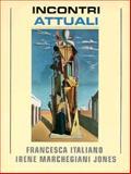 Incontri Attuali, Italiano, Francesca and Jones, Irene M., 0030499380