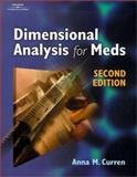 Dimensional Analysis for Meds 9780766859388
