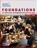 Foundations of Restaurant Management and Culinary Arts : Level 1, National Restaurant Association Solutions Staff, 013801938X