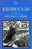 Exodus 1-18, Propp, William H. C., 0300139381