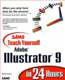 Teach Yourself Adobe Illustrator 9 in 24 Hours, Golding, Mordy, 0672319381