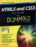 HTML, and CSS3 All-in-One for Dummies, Andy Harris, 1118289382