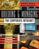 Implementing and Managing Intranets, Wagner, Ronald L. and Englemann, Eric, 0070669392