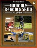 Building Reading Skills Book G Teacher's Edition, Brigance, Albert, 0791549399