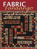 Fabric Fandango, Gail Simpson, 1574329391