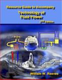 Resource Guide for Technology of Fluid Power 2nd Edition, William W. Reeves, 1934849391