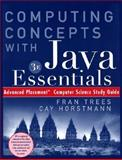 Computing Concepts with Java Essentials, Horstmann, 0471449393
