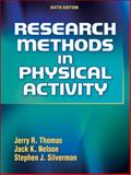 Research Methods in Physical Activity, Thomas, Jerry and Nelson, Jack, 073608939X
