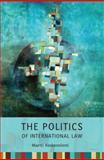 The Politics of International Law, Martti Koskenniemi, 1841139394