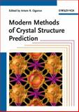 Modern Methods of Crystal Structure Prediction, Oganov, Artem R., 3527409394