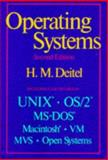 An Introduction to Operating Systems, Deitel, Harvey M., 0201509393
