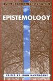 Epistemology, , 1405139390