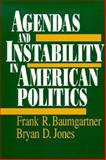 Agendas and Instability in American Politics 9780226039398