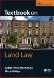 Textbook on Land Law, MacKenzie, Judith-Anne and Phillips, Mary, 0199289409
