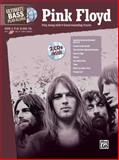 Ultimate Bass Play-along Pink Floyd, Alfred Publishing Staff, 0739059408