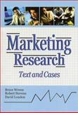Marketing Research 9780789009401