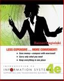 Introduction to Information Systems : Enabling and Transforming Business, Rainer, R. Kelly and Cegielski, Casey G., 1118129407