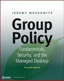 Group Policy, Jeremy Moskowitz, 1118289404
