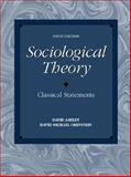 Sociological Theory 9780205319404