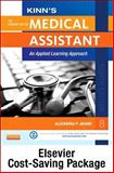 Kinn's the Administrative Medical Assistant with ICD-10 Supplement - Text and Elsevier Adaptive Learning Package, Adams, Alexandra Patricia, 0323289401