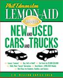 Lemon-Aid New and Used Cars and Trucks, 1990-2015, Phil Edmonston, 1459719409