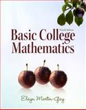 Basic College Mathematics, Martin-Gay, Elayn, 0321649400
