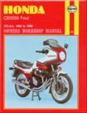 Haynes Honda CBX550 Fours Owners' Workshop Manual, 1982-1984, Shoemark, Pete, 0856969400