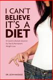 I Can't Believe It's a Diet, Leon Massage, 1475299419